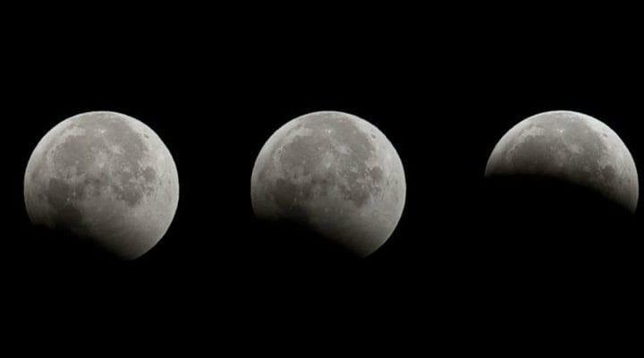 Doblar un folio ¿te lleva de viaje a la Luna?